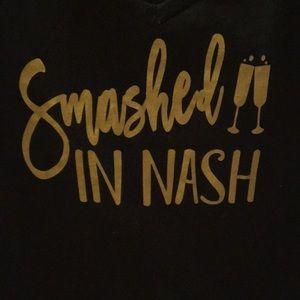 Tops - Smashed in Nash 🍹 tee